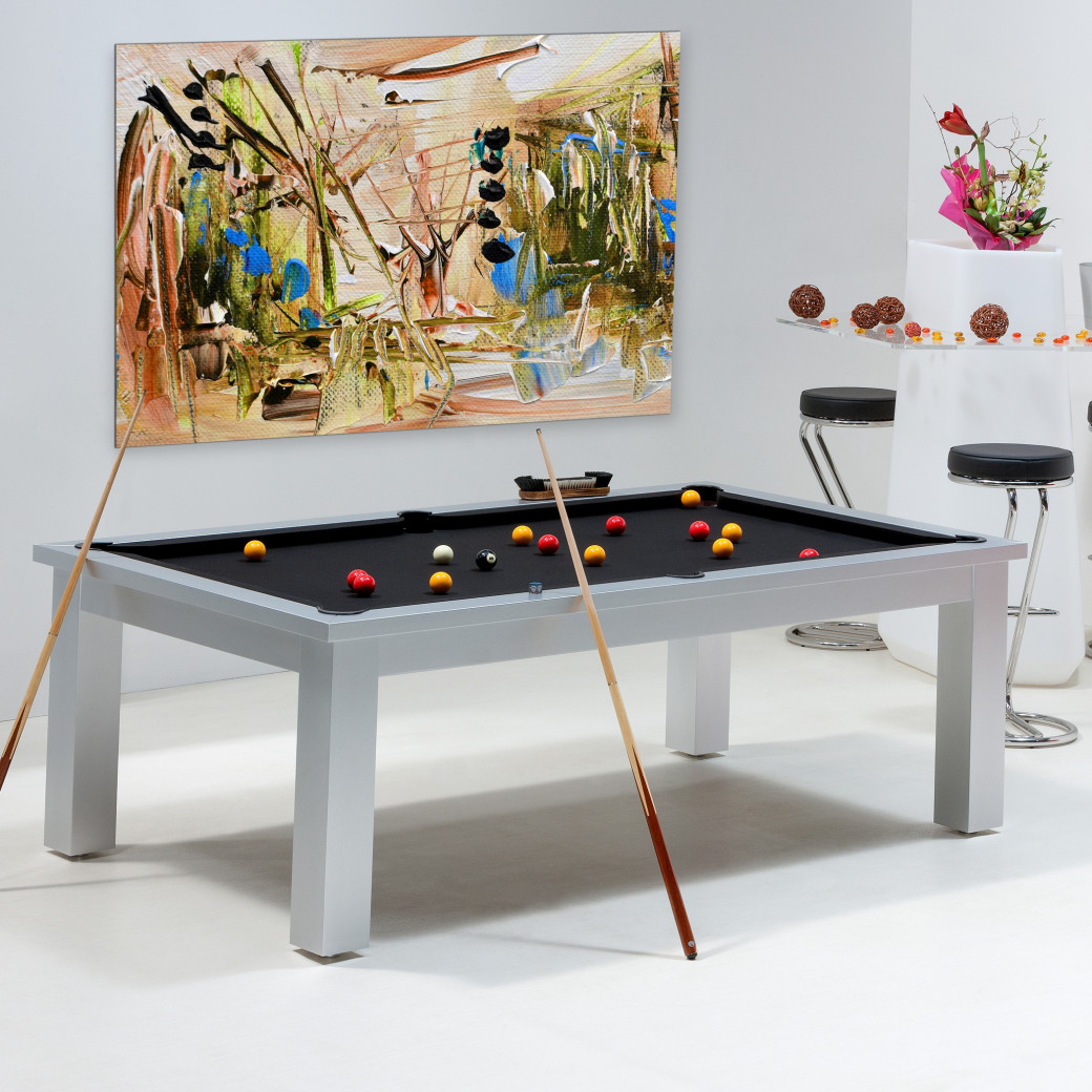Billard transformable en table : Memphis