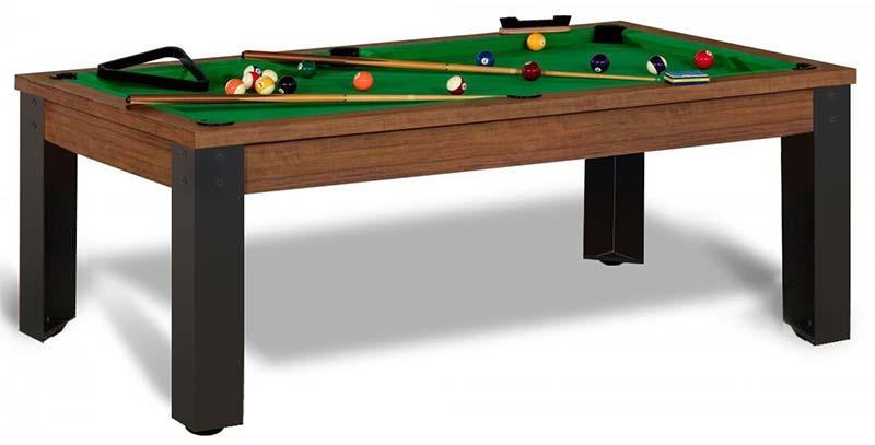 Table billard style industriel