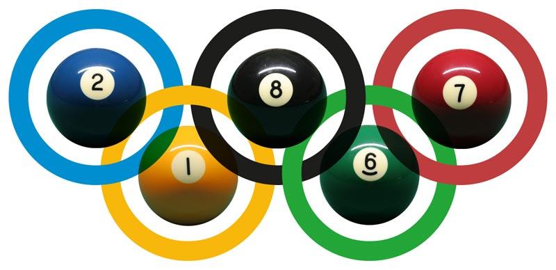 Billard aux jeux olympiques