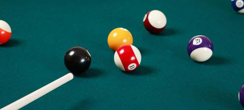 Table billard moderne