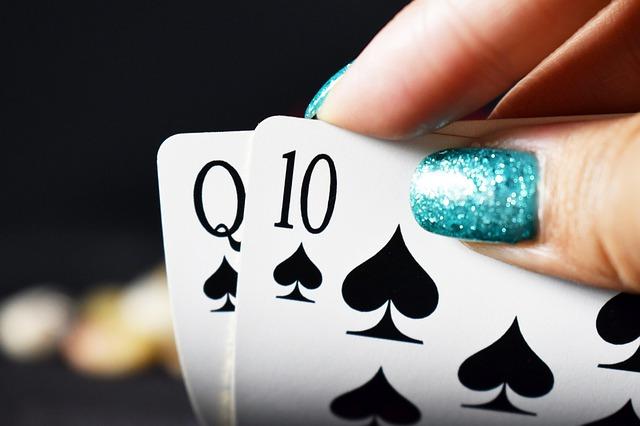 Poker regle carte