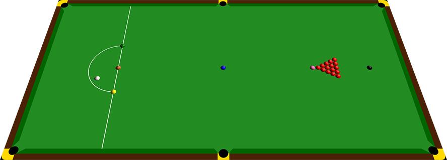 Règles snooker