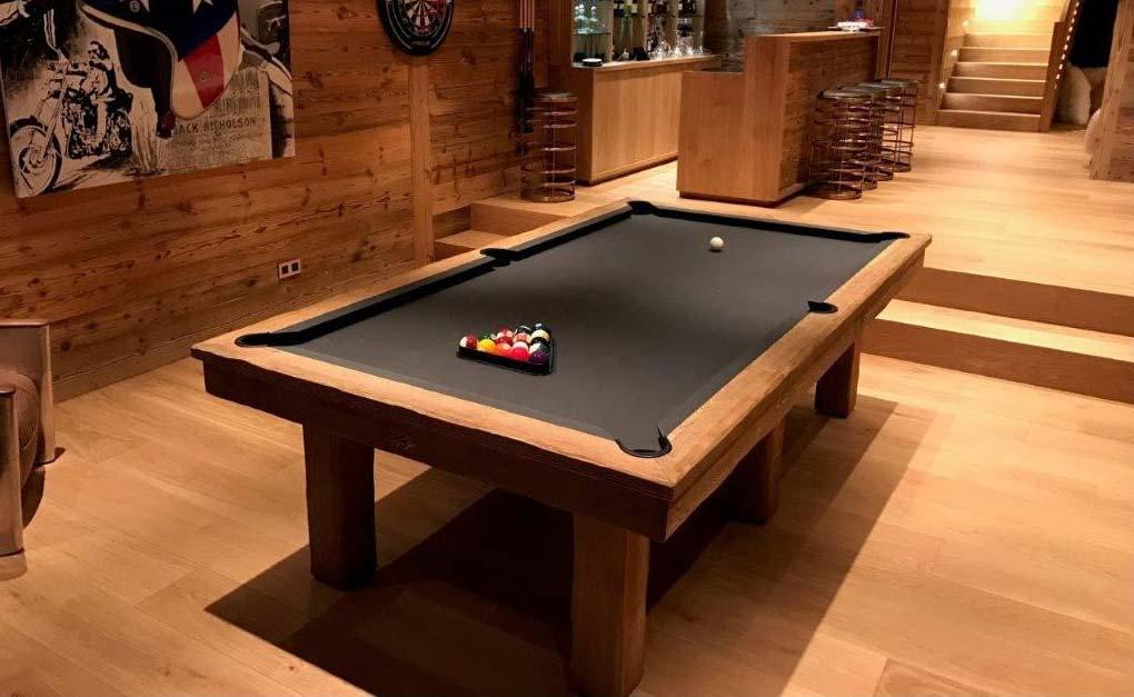 Snooker 10 pieds de compétition