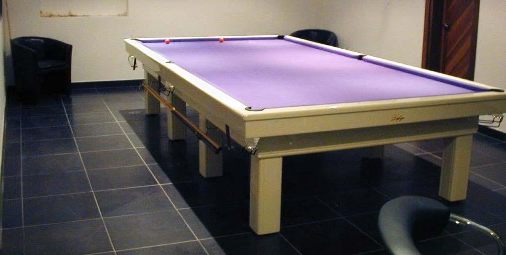 Snooker 12 pieds