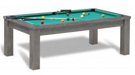 Blackball avec jeu 8 pool sur la table Bogota