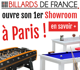 Billard paris